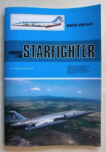 WARPAINT  043. LOCKHEED F-104 STARFIGHTER