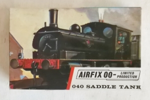 AIRFIX OO R9 0-4-0 SADDLE TANK