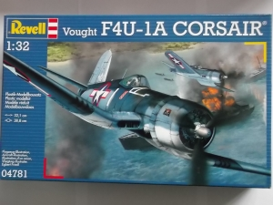 REVELL 1/32 04781 VOUGHT F4U-1A CORSAIR