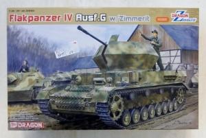 DRAGON 1/35 6746 FLAKPANZER IV Ausf.G w/ZIMMERIT