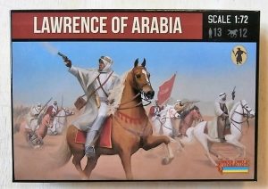 STRELETS 1/72 M115 LAWRENCE OF ARABIA