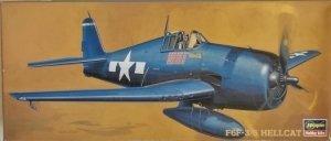 HASEGAWA 1/72 BT17 F6F-3/5 HELLCAT