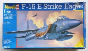 REVELL 1/48 04550 F-15E STRIKE EAGLE