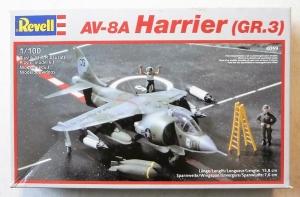 REVELL 1/100 4059 AV-8A HARRIER  GR.3