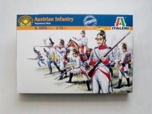 ITALERI 1/72 6005 NAPOLEONIC AUSTRIAN INFANTRY
