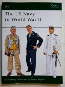 OSPREY ELITE  080. THE US NAVY IN WORLD WAR II