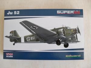 EDUARD 1/144 4424 JUNKERS Ju 52