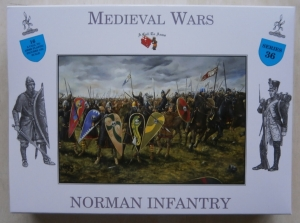 CALL TO ARMS 1/32 36 NORMAN INFANTRY