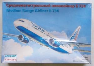EASTERN EXPRESS 1/144 14424 MEDIUM RANGE AIRLINER B734