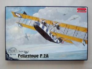 RODEN 1/72 014 FELIXSTOWE F.2A
