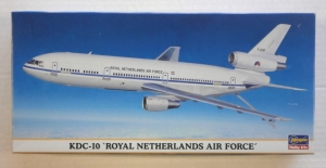 HASEGAWA 1/200 10645 KDC-10 ROYAL NETHERLANDS AIR FORCE