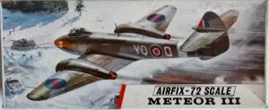 AIRFIX 1/72 268 METEOR III