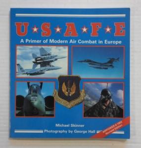 CHEAP BOOKS  ZB729 U.S.A.F.E A PRIMER OF MODERN AIR COMBAT IN EUROPE