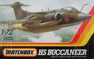 MATCHBOX 1/72 PK-106 BUCCANEER S Mk.2B