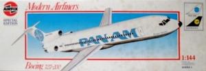AIRFIX 1/144 03183 BOEING 727-200 PAN AM   LUFTHANSA