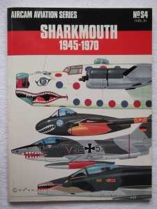 AIRCAMS  S4. SHARKMOUTH VOL.2 1945-70