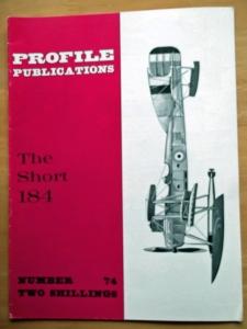 PROFILES AIRCRAFT PROFILES 074. SHORT 184