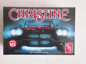 AMT 1/25 801 1958 PLYMOUTH FURY CHRISTINE