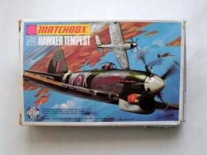 MATCHBOX 1/72 PK-23 HAWKER TEMPEST Mk.VI
