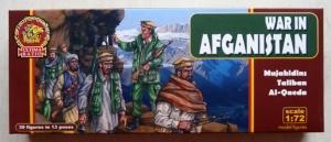 ULTIMA RATIO 1/72 001 WAR IN AFGHANISTAN MUJAHDINS TALIBAN AL-QAEDA