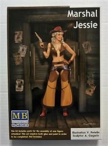 MASTERBOX 1/24 24018 MARSHAL JESSIE