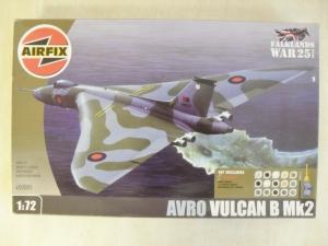 AIRFIX 1/72 50005 AVRO VULCAN B Mk 2 FALKLANDS WAR
