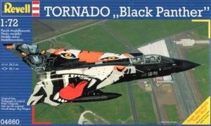 REVELL 1/72 04660 TORNADO BLACK PANTHER
