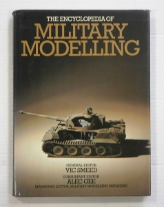 CHEAP BOOKS  ZB805 THE ENCYCLOPEDIA OF MILITARY MODELLING