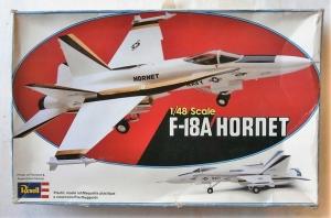 REVELL 1/48 4500 F-18A HORNET