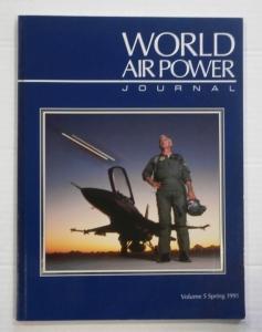 CHEAP BOOKS  ZB749 WORLD AIR POWER JOURNAL VOL 5 1991