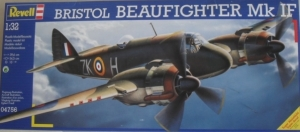 REVELL 1/32 04756 BRISTOL BEAUFIGHTER Mk IF