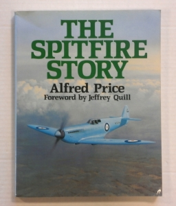CHEAP BOOKS  ZB726 THE SPITFIRE STORY