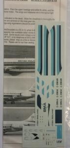 FLIGHTPATH 1/200 1303. 20218 BRITISH MIDLAND OLD DC-9-10/30
