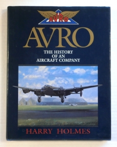 CHEAP BOOKS  ZB612 AVRO THE HISTORY OF AN AIRCRAFT COMPANY