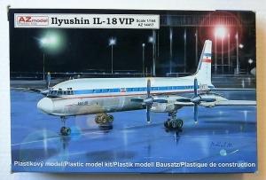 AZ MODEL 1/144 14417 ILYUSHIN IL-18 VIP