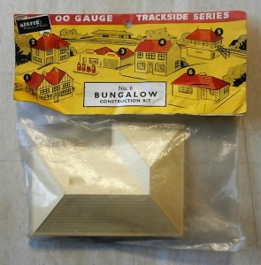 AIRFIX OO No.6 BUNGALOW TYPE I BAG