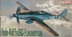 DRAGON 1/48 5503 FOCKE-WULF Fw 190D-9 LONGNOSE DORA
