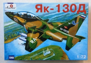 1/72 72093 YAK-130D