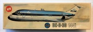AIRFIX 1/144 03176 McDONNELL DOUGLAS DC-9 30 KLM