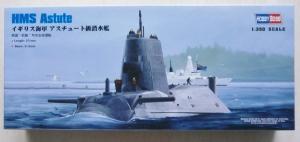 HOBBYBOSS 1/350 83509 HMS ASTUTE
