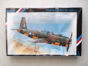 SPECIAL HOBBY 1/72 72042 VENGEANCE TARGET TUG RAF   RAAF