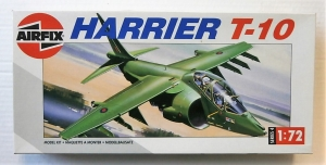 AIRFIX 1/72 04040 HARRIER T-10
