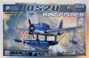 KITTYHAWK 1/32 32016 VOUGHT OS2U KINGFISHER