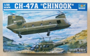 TRUMPETER 1/35 05104 CH-47A CHINOOK  UK SALE ONLY
