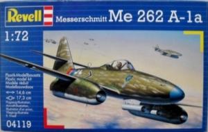 REVELL 1/72 04119 MESSERSCHMITT Me 262A-1a