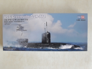 HOBBYBOSS 1/350 83531 USS GREENVILLE SSN-772