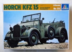 ITALERI 1/35 215 Kfz.15 HORCH