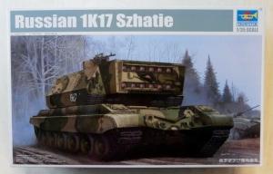 TRUMPETER 1/35 05542 RUSSIAN 1K17 SZHATIE