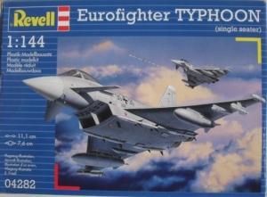REVELL 1/144 04282 EUROFIGHTER TYPOON SINGLE SEAT