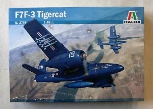 ITALERI 1/48 2756 F7F-3 TIGERCAT